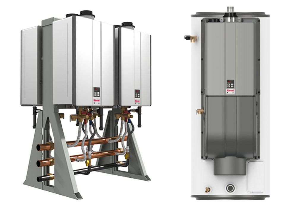 Commercial Water Heating Services