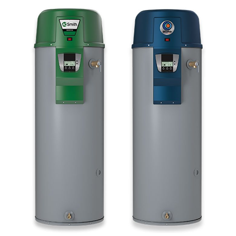 State and Rheem tank water heating systems are efficient and economical.