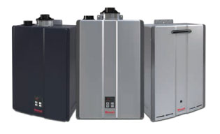 Rinnai SENSEI Tankless Water Heaters